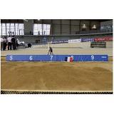 Маркер расстояния из пенополиуретана для прыжков в длину / тройного прыжка