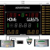 Универсальное табло для игровых видов спорта, модель 452 MS 7020-2