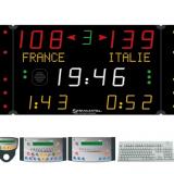Универсальное табло для игровых видов спорта, модель 452 MD 7120