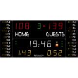 Универсальное табло для игровых видов спорта, модель 452 MS 7020