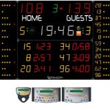Универсальное табло для игровых видов спорта, модель 452 MB 3023-2