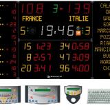 Универсальное табло для игровых видов спорта, модель 452 MB 3123-123