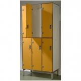 Шкафчики для раздевалок в ассортименте, серия NG