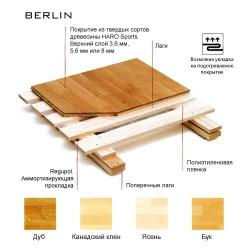 Паркет Berlin