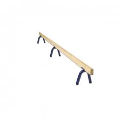 Бревно гимнастическое тренировочное S00052