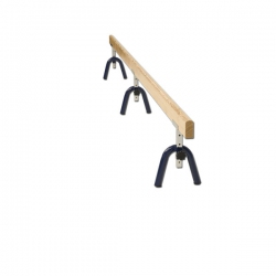 Бревно гимнастическое тренировочное S00058