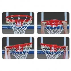 Кольцо баскетбольное Pro-Action 180° dunkring