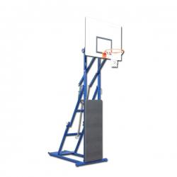 Стойка баскетбольная складная, мобильная