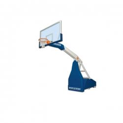 Стойка баскетбольная передвижная тренировочная модели Easyplay. Сертификат FIBA.