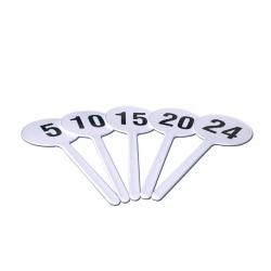 Набор флажков для баскетбола S04274