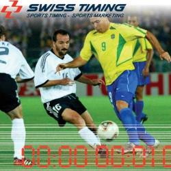 Система судейства и хронометража для футбола