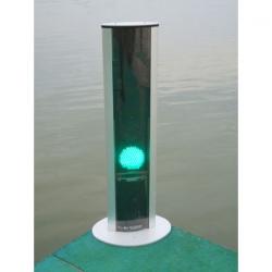 Система стартовых световых семафоров для гребли