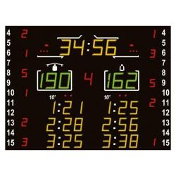 Табло игровое OMEGA SATURN Type 3400.909