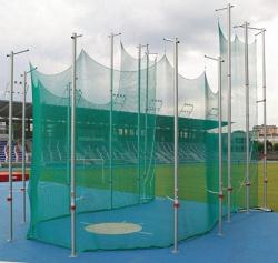 Клетка защитная для метания молота. Сертификат IAAF