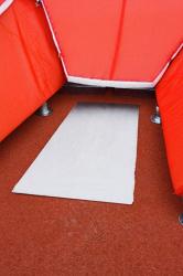 Крышка короба для соревновательного сектора прыжков с шестом