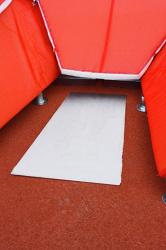 Крышка короба для тренировочного сектора прыжков с шестом
