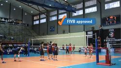 Сетка волейбольная - сертификат FIBV