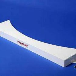 Стоп-щит для соревнований по толканию ядра. Сертификат IAAF