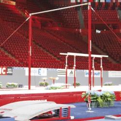 Перекладина гимнастическая соревновательного уровня 3020