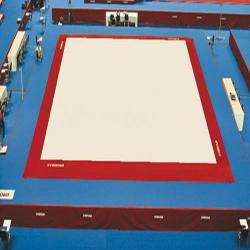 Ковер 14х14 м для соревнований и тренировок по спортивной гимнастике - Сертификат FIG