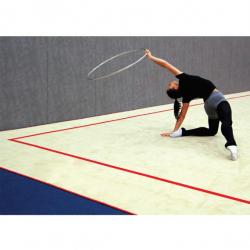 Ковровое покрытие для соревнований по художественной гимнастике