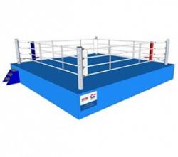 Ринг боксерский соревновательный 7.8x7.8 - AIBA