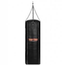 Мешок боксерский тяжелый из кожи 120