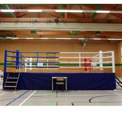 Ринг боксерский на помосте 6.5x6.5