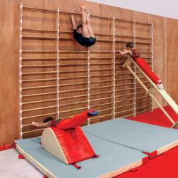Стенка гимнастическая (пятисекционная)
