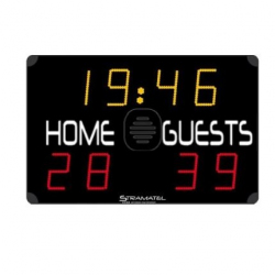 Универсальное табло для игровых видов спорта, модель 452 ME 800