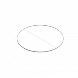 Круг для метания диска, мобильный
