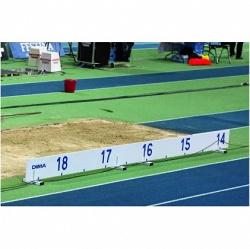 Маркер расстояния из ПВХ для тройного прыжка