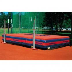 Зона для приземления сертифицирована IAAF ZW